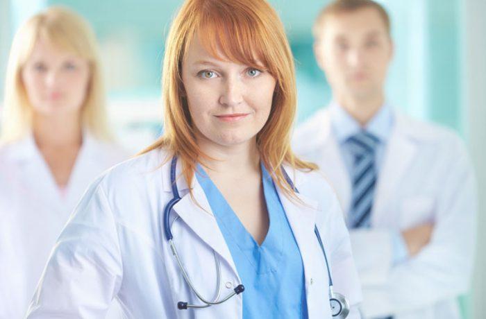 Atención no quirúrgica ni obstétrica